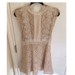 Brand New with Tag Sandro Lace dress